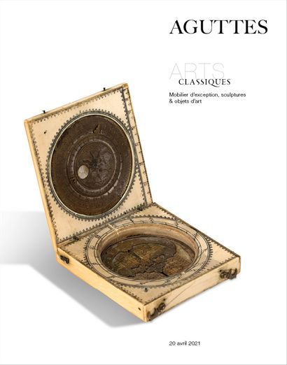 CLASSICAL ARTS : FURNITURE, SCULPTURES & WORKS OF ART