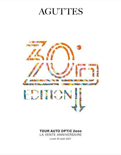 TOUR AUTO OPTIC 2ooo – 周年纪念销售