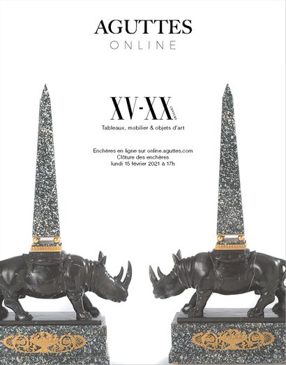 ONLINE ONLY: XV - XXTH CENTURY