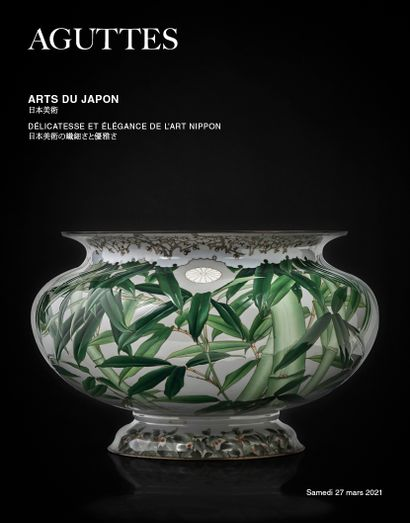 JAPANESE ARTS : delicacy and elegance of Japanese art