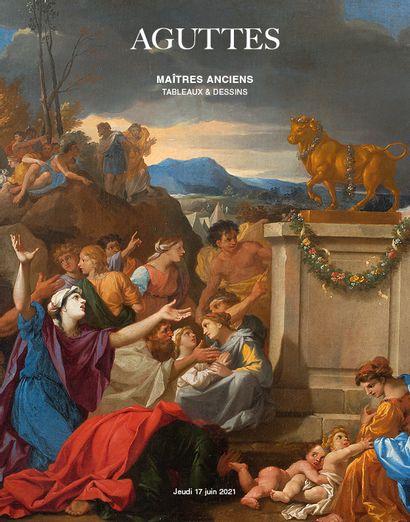 古代艺术大师--绘画和素描