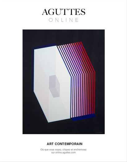 ONLINE ONLY : ART CONTEMPORAIN