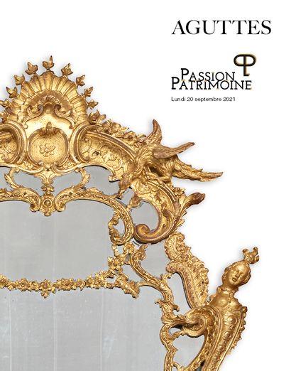 PASSION PATRIMOINE : TABLEAUX ANCIENS, MOBILIER & OBJETS D'ART DE PRESTIGE