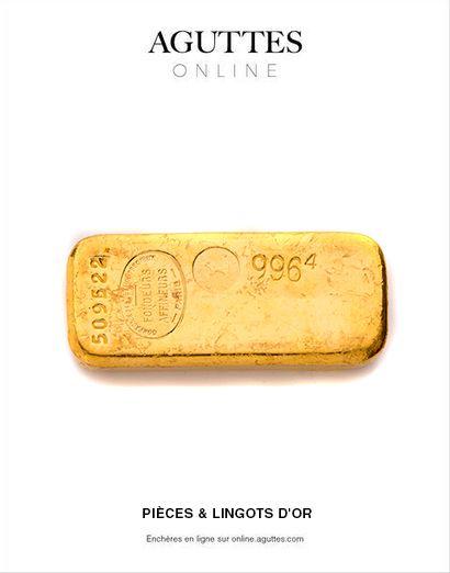 Online Only : Pièces & lingots d'or