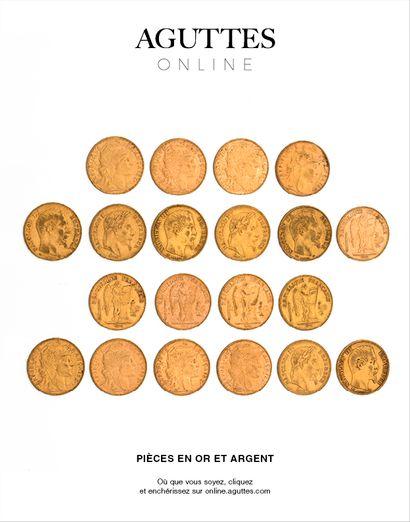 Online Only : Pièces en or & argent
