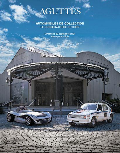 AUTOMOBILES DE COLLECTION, LE CONSERVATOIRE CITROËN