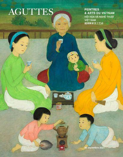 PAINTINGS & WORKS OF ART FROM VIETNAM