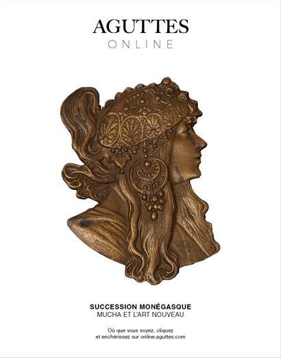 ONLINE ONLY : succession monégasque • Mucha et l'art nouveau