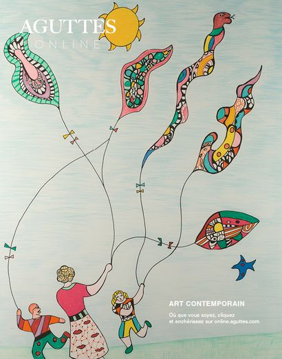 ONLINE ONLY : ART CONTEMPORAIN