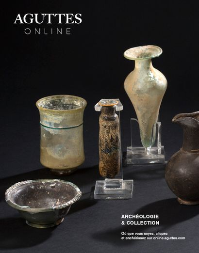 ONLINE ONLY : ARCHÉOLOGIE & COLLECTIONS