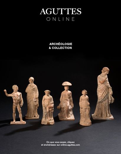 ONLINE ONLY : ARCHÉOLOGIE & COLLECTION