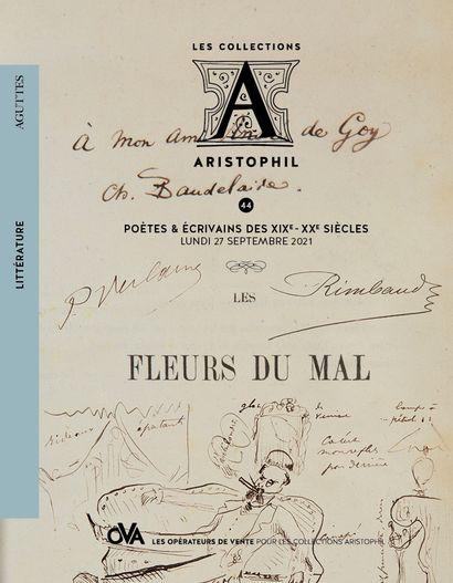 44 • LES COLLECTIONS ARISTOPHIL • POÈTES & ÉCRIVAINS DES XIXE-XXE SIÈCLES