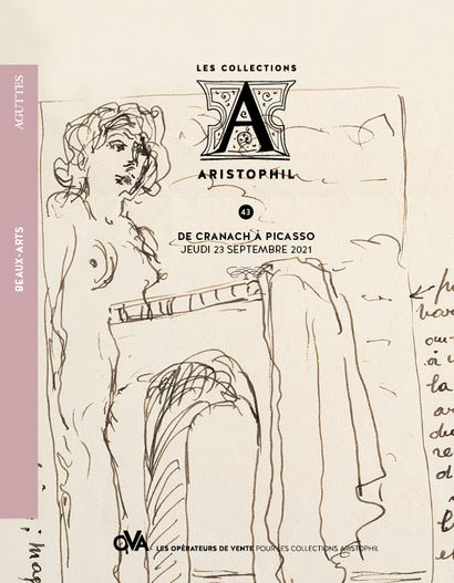 43 - Aristophil收藏 - 从克拉纳赫到毕加索