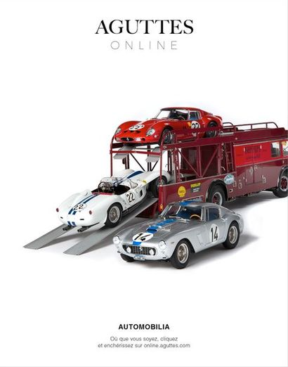 ONLINE ONLY: AUTOMOBILIA