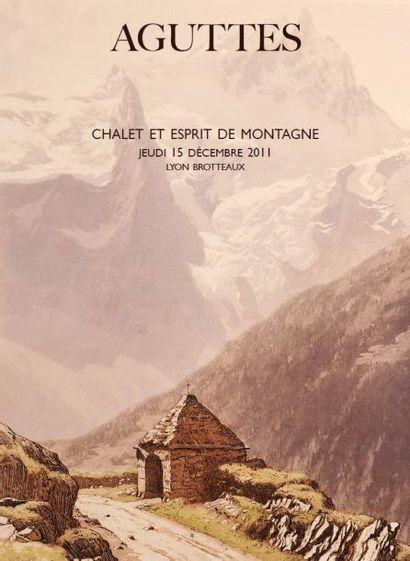 CHALET & ESPRIT DE MONTAGNE