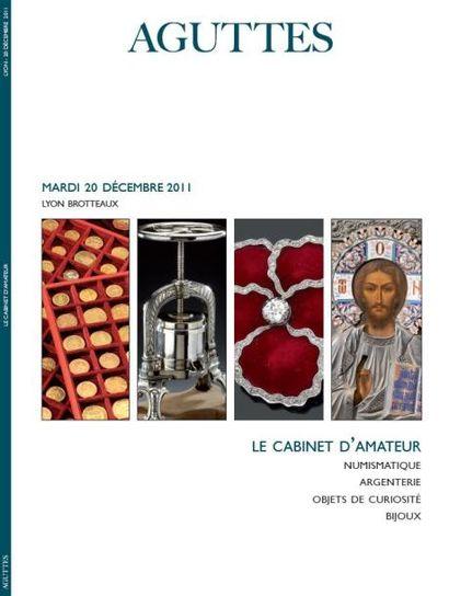 Numismatique - Argenterie - Bijoux - Objets de curiosité