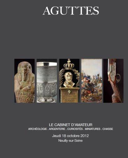 Archéologie, Argenterie, Miniatures & Objets de vitrine
