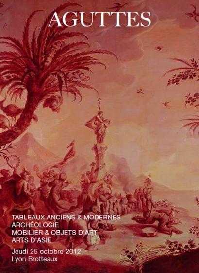 Tableaux anciens, Mobilier & Objets d'art, Cabinet d'amateur