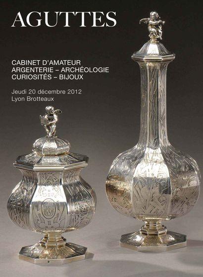 Argenterie, Cabinet d'amateur, Bijoux, Arts Premiers