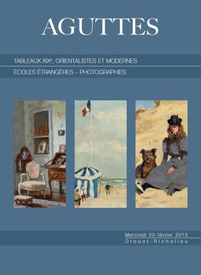 Tableaux XIXe et Modernes