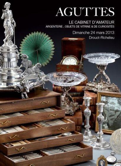 Cabinet d'amateur : Argenterie, Objets de vitrine et de Curiosité