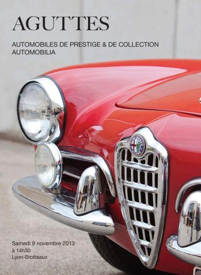 Automobiles de Prestige et de Collection, Automobilia