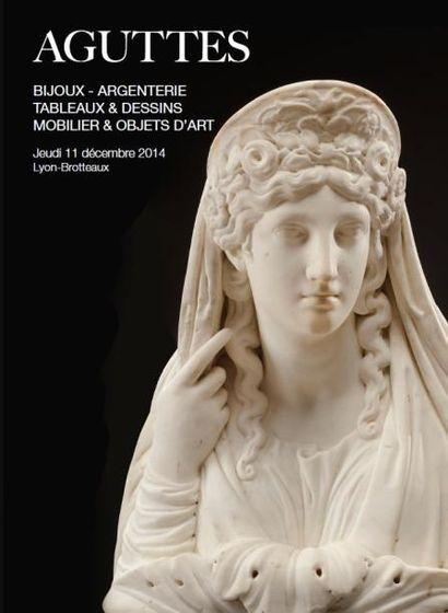 BIJOUX - ARGENTERIE - TABLEAUX & DESSINS - MOBILIER & OBJETS D'ART