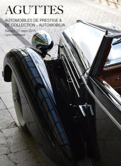 AUTOMOBILES DE PRESTIGE & DE COLLECTION - AUTOMOBILIA