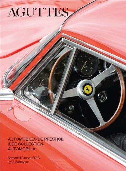 Automobiles de prestige et de collection