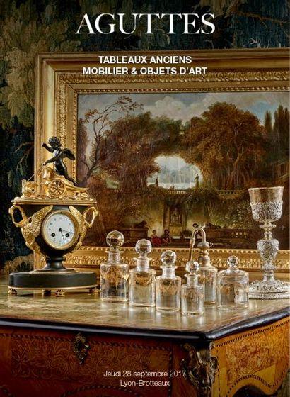TABLEAUX ANCIENS, MOBILIER & OBJETS D'ART