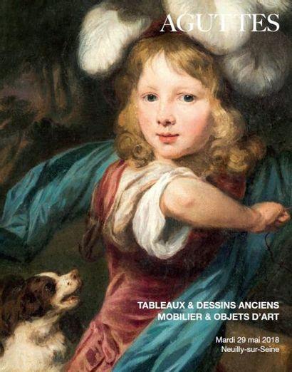 TABLEAUX & DESSINS ANCIENS - MOBILIER & OBJETS D'ART