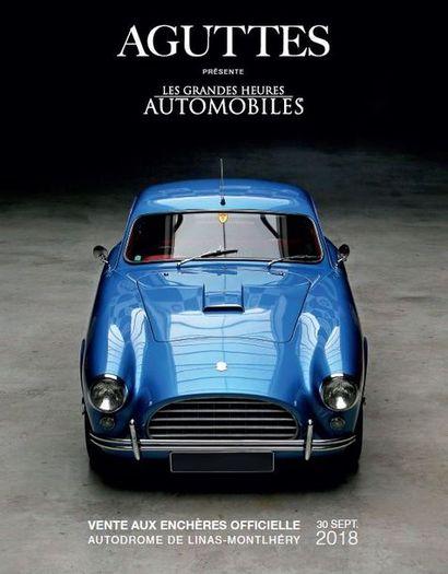 <b>LES GRANDES HEURES AUTOMOBILES </b></br>LA VENTE OFFICIELLE