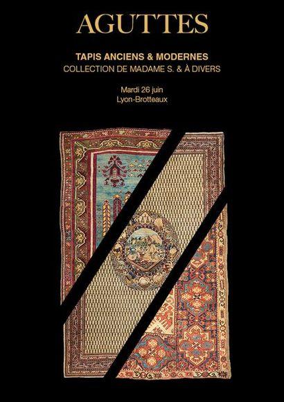 TAPIS ANCIENS & MODERNES