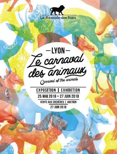 Vente caritative « Le carnaval des animaux »