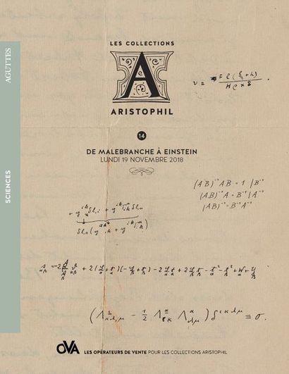 <b>14 • SCIENCES • DE MALEBRANCHE À EINSTEIN</b>   par Aguttes