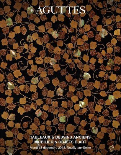 Arts classiques : Tableaux & Dessins anciens - Mobilier & Objets d'art