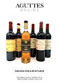 <b>ONLINE ONLY </b></br>Vins & Spiritueux