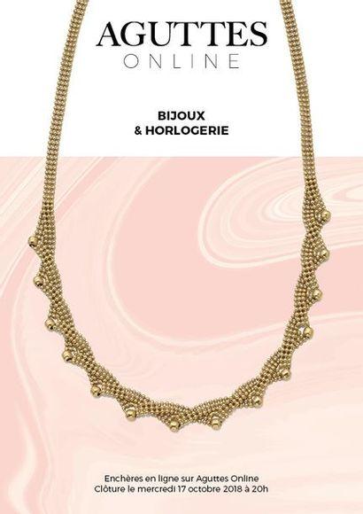 ONLINE ONLY : Bijoux & Horlogerie