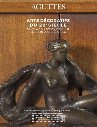 UN WEEK-END À BAGATELLE : Arts Décos du 20e siècle • Incluant une collection de mobilier Arbus