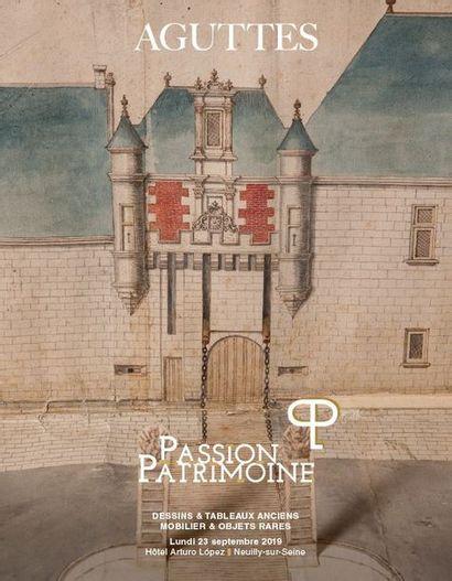 PASSION PATRIMOINE TABLEAUX ANCIENS, MOBILIER & OBJETS D'ART DE PRESTIGE