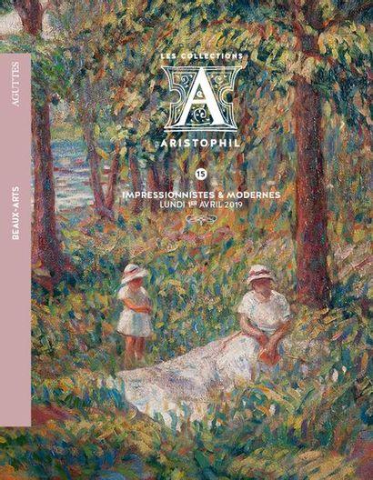 15B • Beaux-Arts • Impressionnistes & modernes par AGUTTES