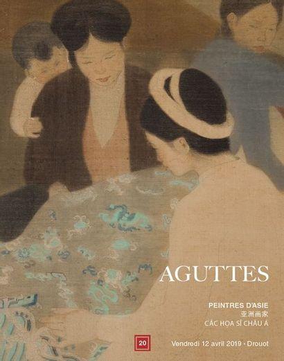 PEINTRES D'ASIE CÁC HỌA SĨ CHÂU Á 亚洲画家 (20)
