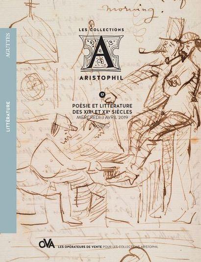 <b>17 • Littérature • Poésie et Littérature des XIXe et XXe siècles</b> par AGUTTES
