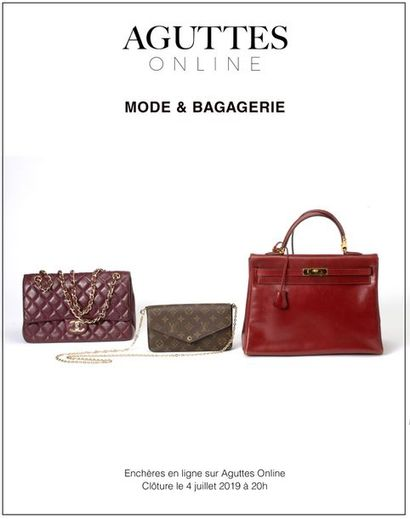 ONLINE ONLY : MODE & BAGAGERIE