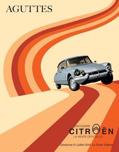 Vente officielle du centenaire Citroën