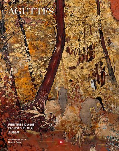 ASIAN PAINTERS CÁC SĨ 亚洲画家 CHÂU Á 亚洲画家 (23)