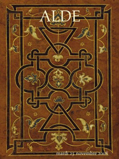 Livres anciens et modernes ( En collaboration avec la Maison Alde)