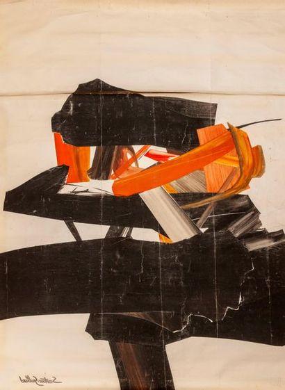 Fonds d'atelier Jean René Sautour Gaillard - Fonds de maison