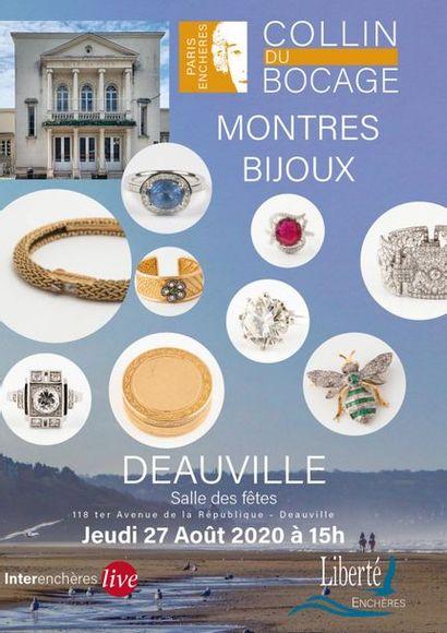 Bijoux et montres de collection