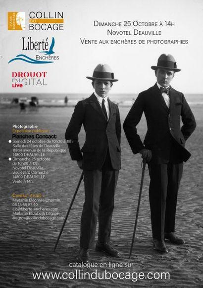 Vente Bijoux, Montre et  Photographies Deauville